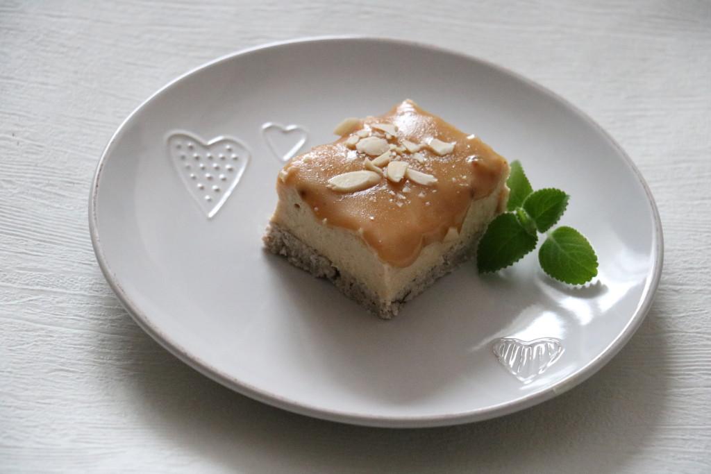 Ciasto orzechowo- daktylowe