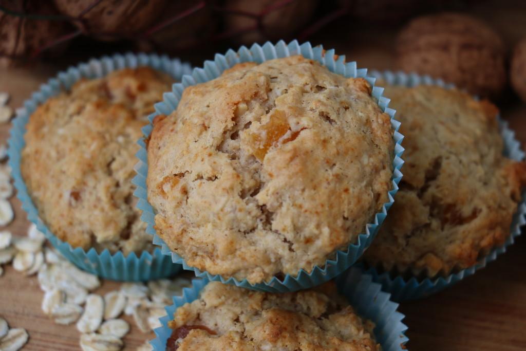 muffinki owsiane