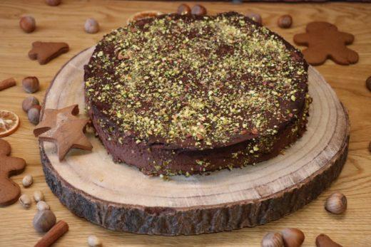 tort bez glutenu, bez laktozy